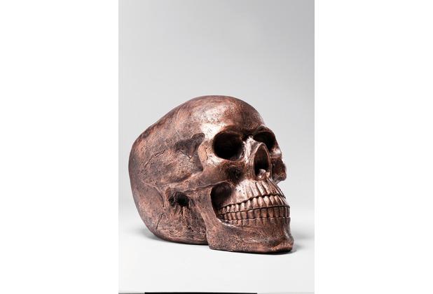 Kare design deko kopf skull copper antique Kare gutschein