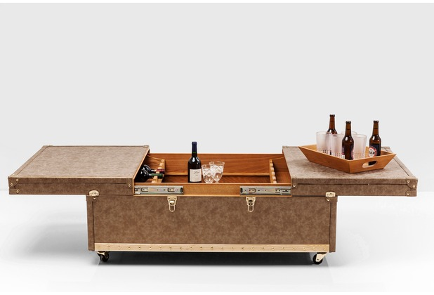 Kare Design Couchtisch Bar West Coast 120x75 Hertiede