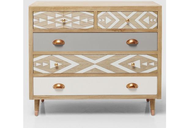 kare design kommode oase 5 sch be. Black Bedroom Furniture Sets. Home Design Ideas