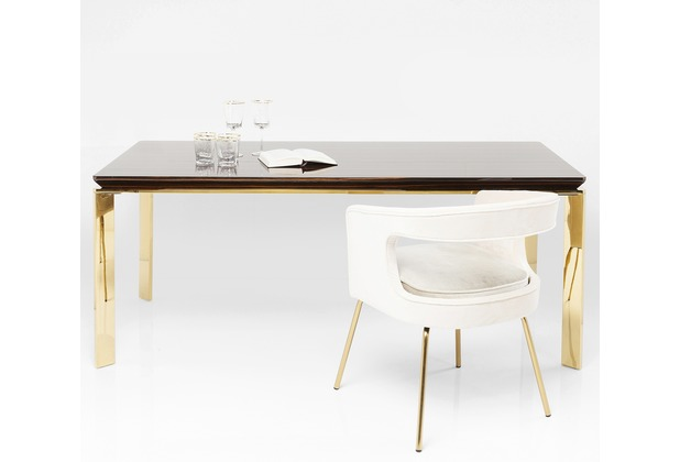 Kare Design Tisch Boston 180x90 Hertie De