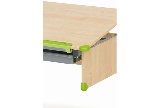 Kettler Schreibtisch Zubehör Kantenschutzset Grün
