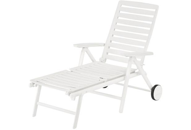 kettler liege wave aluminiumgestell wei kettalux wei. Black Bedroom Furniture Sets. Home Design Ideas