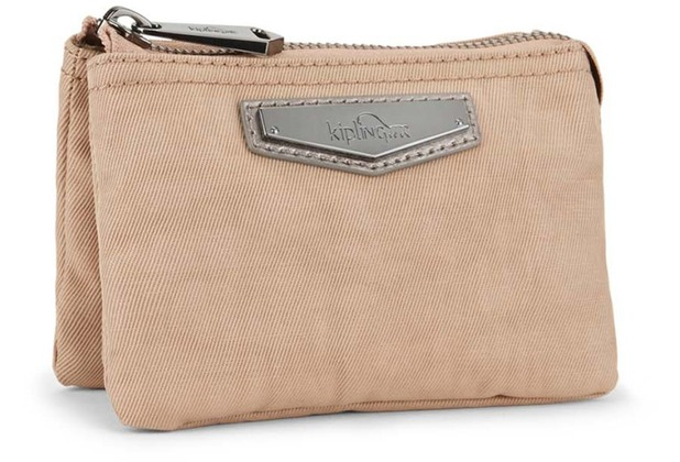 Kipling City Creativity KC S Geldbörse 14,5 cm clouded beige