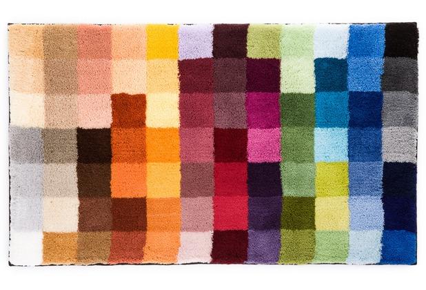 Kleine Wolke Badteppich Cubetto Multicolor | Hertie.de