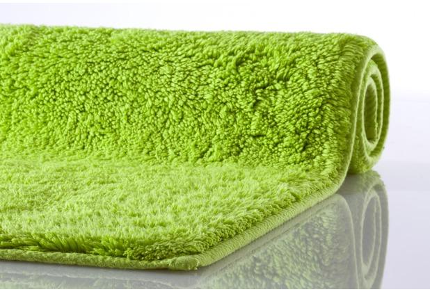 kleine wolke badematte kansas gr n reine baumwolle rutschhemmender r cken. Black Bedroom Furniture Sets. Home Design Ideas