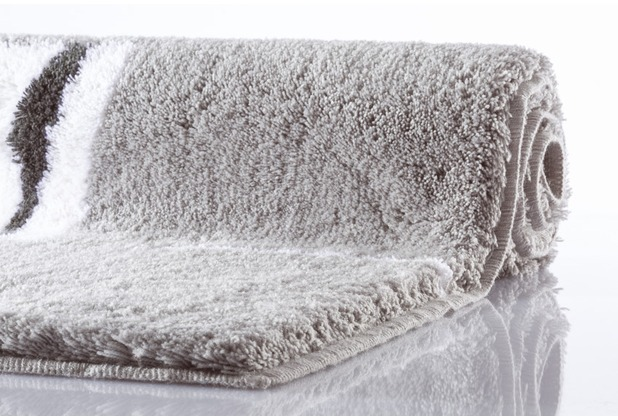 kleine wolke badteppich malaga platin. Black Bedroom Furniture Sets. Home Design Ideas