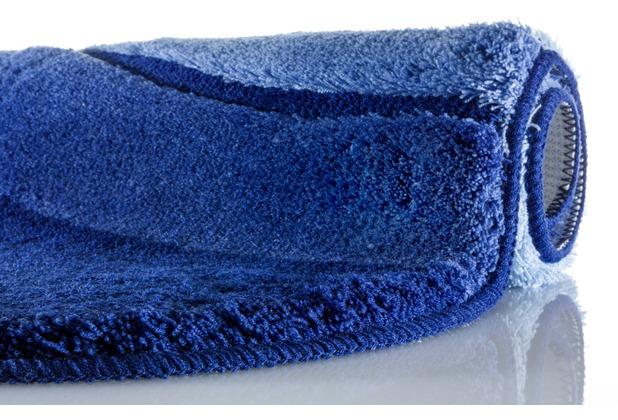 kleine wolke badteppich siesta sor azurblau. Black Bedroom Furniture Sets. Home Design Ideas