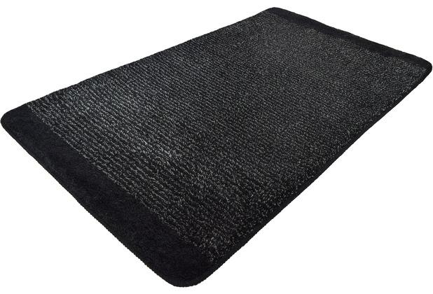 kleine wolke badteppich singapur schwarz. Black Bedroom Furniture Sets. Home Design Ideas