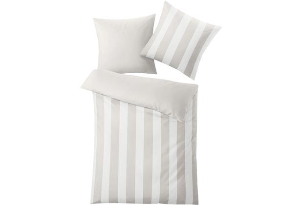 kleine wolke bettw sche trentino taupe. Black Bedroom Furniture Sets. Home Design Ideas