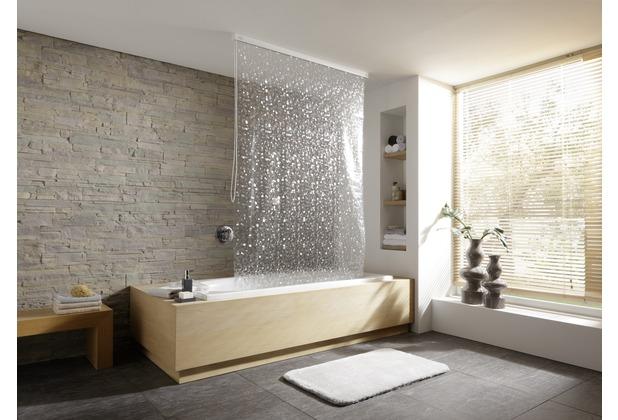 kleine wolke dusch rollo f r leerkassette perlmutt. Black Bedroom Furniture Sets. Home Design Ideas
