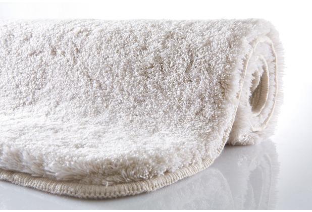 Relax Öko-Tex zertif rutschhemmender Rücken Kiwigrün Kleine Wolke Badteppich