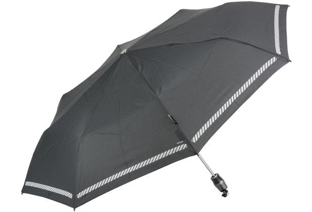 Schirme Reiseaccessoires Knirps T.703 Stick Automatic Regenschirm Kelly Blue Uv-protection Blau Neu