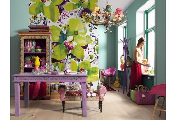 komar fototapeten viva 184 x 254 cm bei hertie kaufen versandkostenfrei. Black Bedroom Furniture Sets. Home Design Ideas