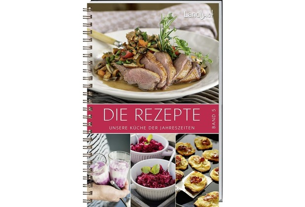 Landlust - Rezepte 5 | Hertie.de