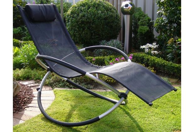 leco schaukelstuhl schwarz. Black Bedroom Furniture Sets. Home Design Ideas
