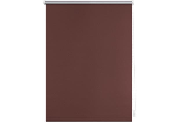 lichtblick thermo rollo klemmfix ohne bohren verdunkelung braun. Black Bedroom Furniture Sets. Home Design Ideas