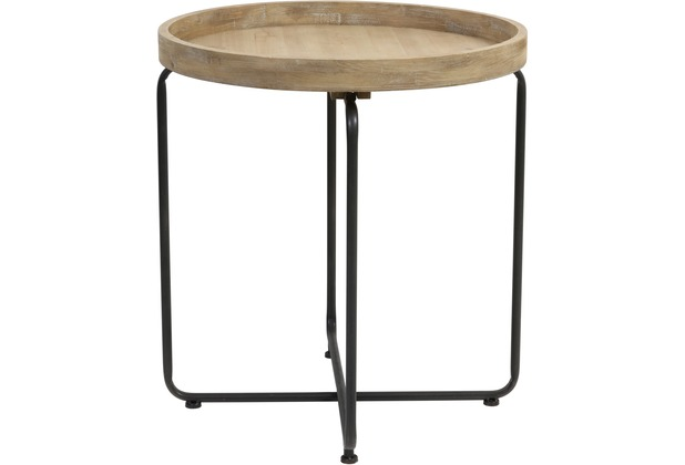 schwarz holz rund vintage design metall holz xxcm schwarz braun with schwarz holz schwarz holz. Black Bedroom Furniture Sets. Home Design Ideas