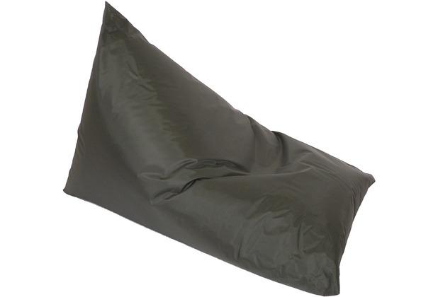 linke licardo chillkissen nylon anthrazit 70 100 cm. Black Bedroom Furniture Sets. Home Design Ideas