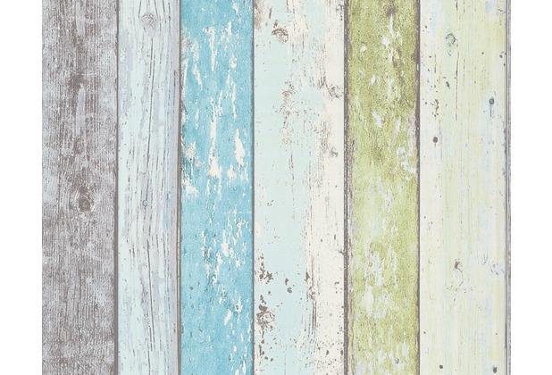 Hochwertige Tapeten In Steinoptik : Livingwalls hochwertige Mustertapete in Holzoptik Surfing & Sailing