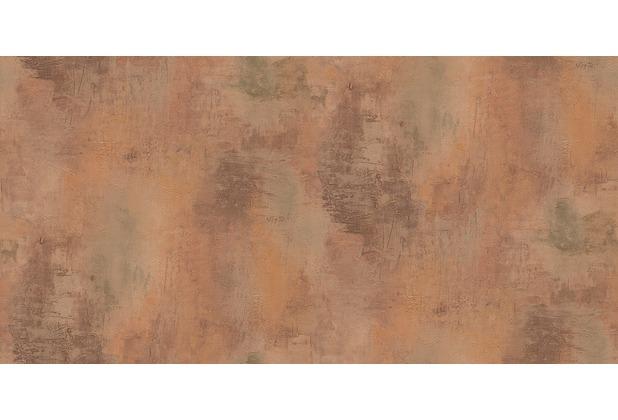 Attraktiv Livingwalls Mustertapete Patina, Tapete, Vintage Optik, Braun 10,05 M X 0