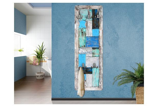 Design Garderobe Mdf Holz Chinese Door ~ Apalis Design Garderobe MDF Holz Rustic Timber Natur 46x139cm  Hertie