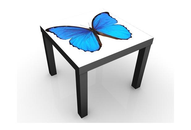 apalis design tisch morphofalter 55x45x55cm beistelltisch schwarzer tisch. Black Bedroom Furniture Sets. Home Design Ideas