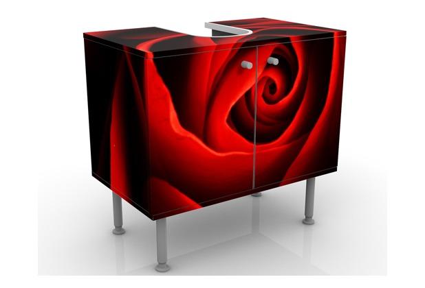 apalis design waschtisch liebliche rose 60x55x35cm. Black Bedroom Furniture Sets. Home Design Ideas