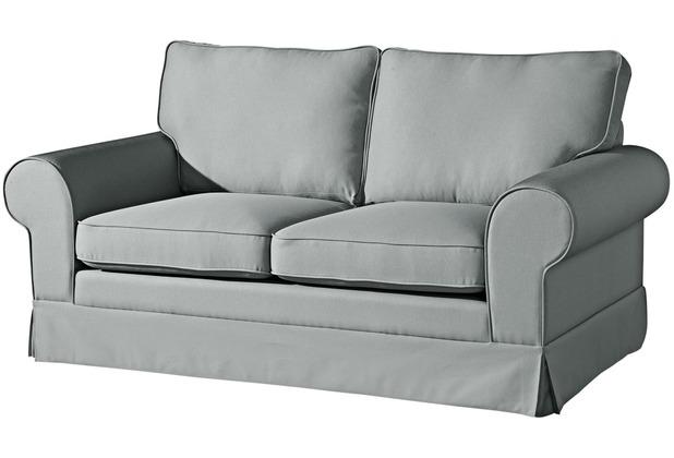 Max Winzer Sofa 2 Sitzer Inkl Zierkissen Grau 172 X 89 X 85 Hertie De