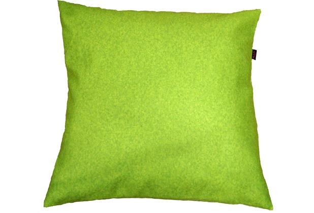 m i kissenh lle digital melange gr n. Black Bedroom Furniture Sets. Home Design Ideas