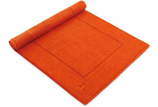 m ve badteppich basic red orange. Black Bedroom Furniture Sets. Home Design Ideas