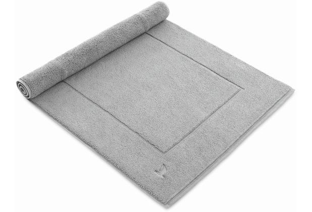 m ve badteppich basic silver. Black Bedroom Furniture Sets. Home Design Ideas