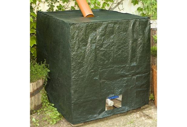 noor ibc container cover wassertank abdeckung 1000l. Black Bedroom Furniture Sets. Home Design Ideas