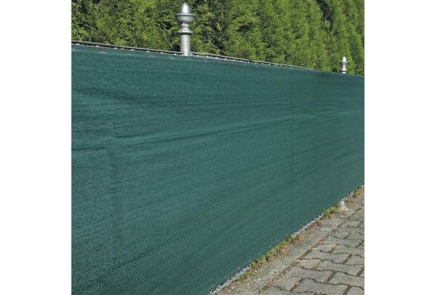 noor zaunblende sichschutz zaun winddurchlassig grun ca grosse 1 0x5 m