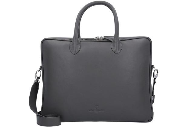 Day Bag Aktentasche I Leder 40 cm Laptopfach stone grey Offermann gRU6T