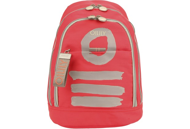 Fun 303 Oilily Pink Svz Nylon Backpack SaOnqpTw