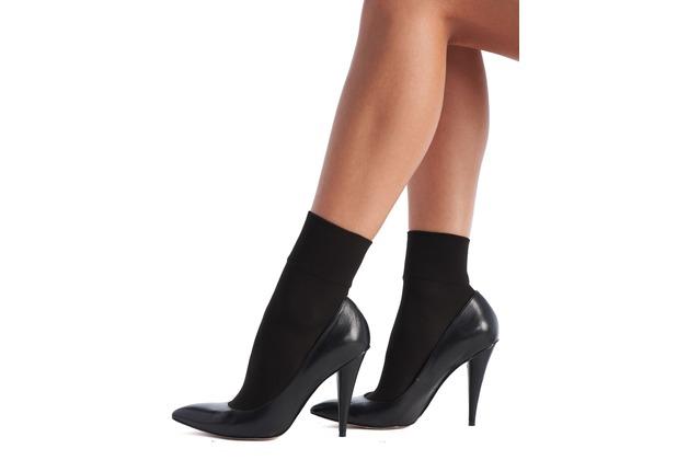 OROBLU Damensocken blickdicht 50 den - Demi Bas Opaque 50-Black ONE SIZE ebe7beeb780