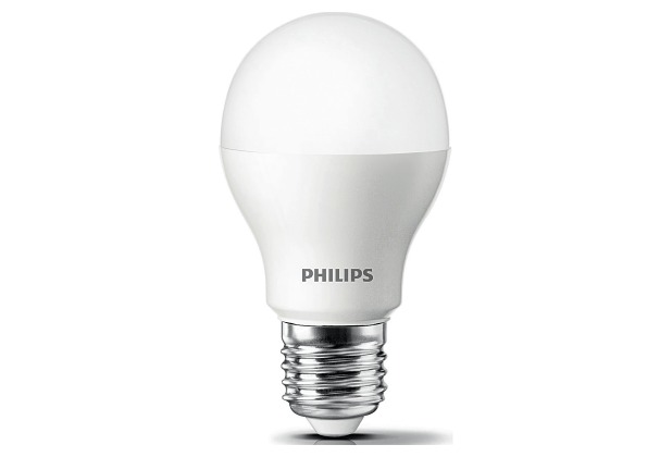 philips led lampe 9 5w 60w e27 a60 warmweiss bei hertie. Black Bedroom Furniture Sets. Home Design Ideas