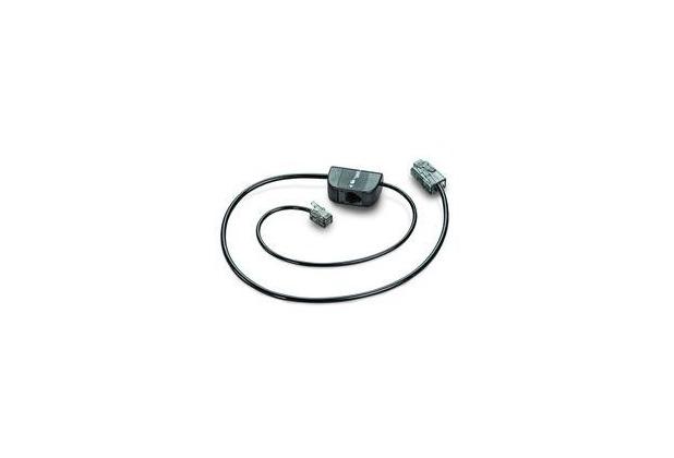 plantronics ersatz anschlusskabel f r festnetztelefon f r. Black Bedroom Furniture Sets. Home Design Ideas