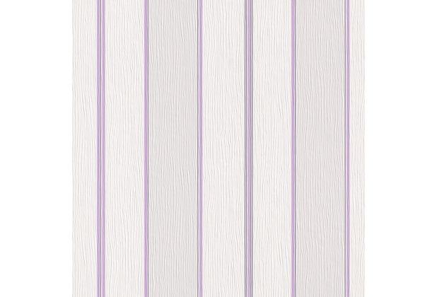 Rasch papiertapete 272413 wei grau lila for Tapete lila gold
