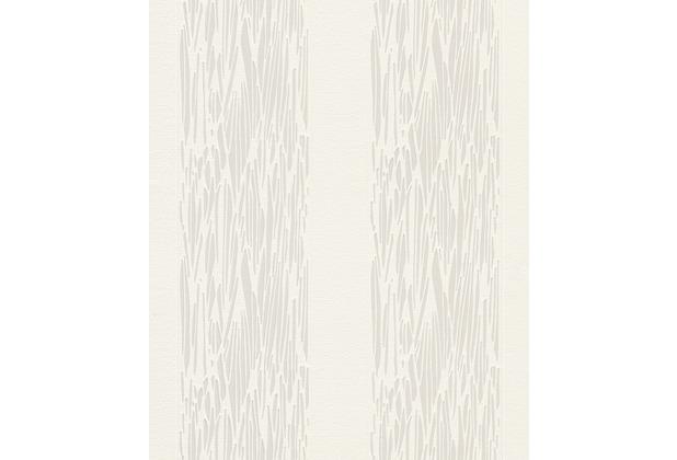 Vliestapete weiß silber  Rasch Tapete, weiß, silber 773101 | Hertie.de