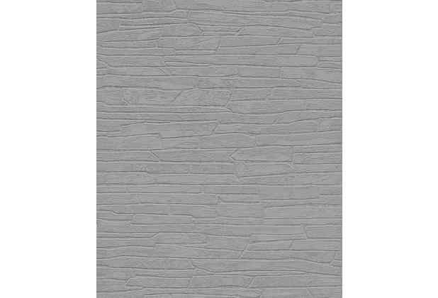 Rasch vliestapete steine grau 428803 - Vliestapete grau ...