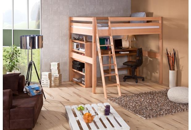 Relita Etagenbett : Relita etagenbett buche bunt amazon küche haushalt