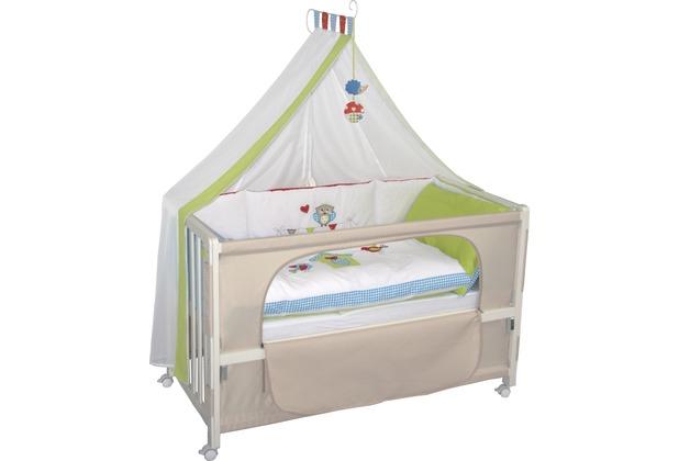 roba room bed waldhochzeit wei lackiert. Black Bedroom Furniture Sets. Home Design Ideas