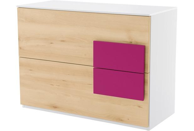 Rohr Sideboard Buche 100x74x46 Cm Applikation Fuchsia Hertie De