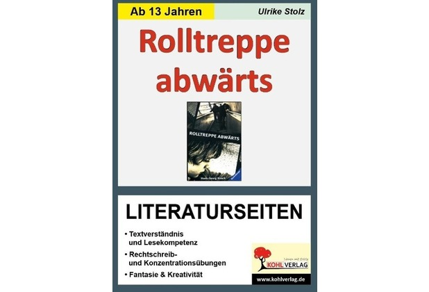 rolltreppe abw rts literaturseiten nachdruck. Black Bedroom Furniture Sets. Home Design Ideas