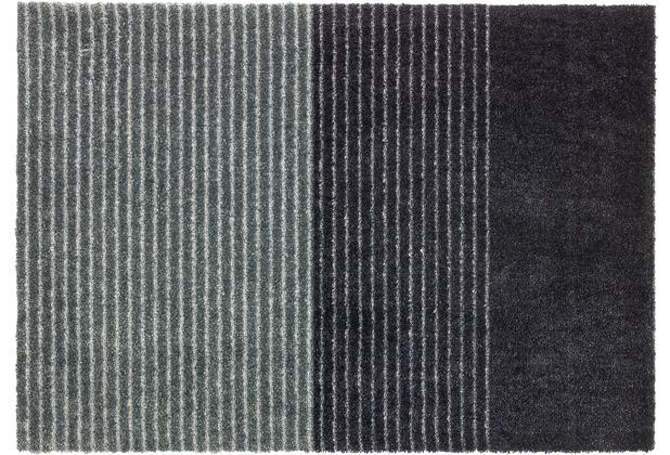 Schoner Wohnen Fussmatte Manhattan Design 003 Farbe 044 Streifen