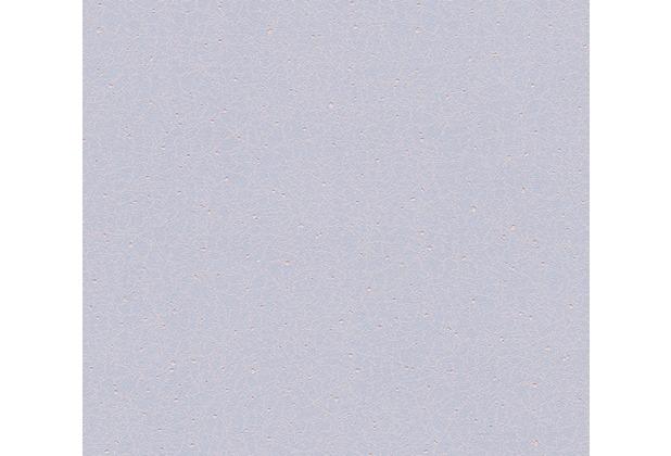 Schöner Wohnen Vliestapete Tapete Grau Metallic Rosa