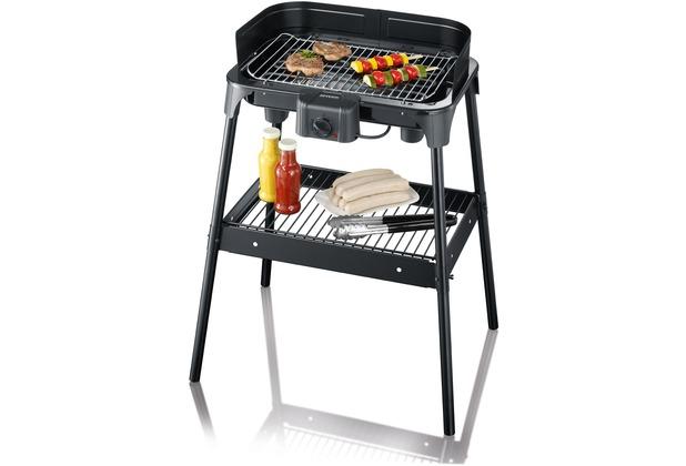 Severin Elektrogrill Rost : Severin barbecue grill pg hertie