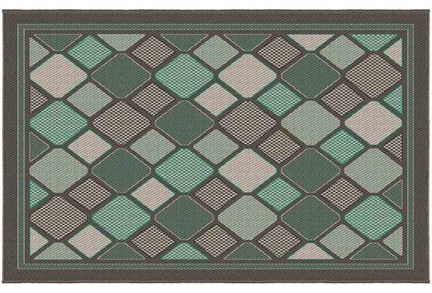 siena garden dover outdoor teppich 250x200 cm gr n. Black Bedroom Furniture Sets. Home Design Ideas