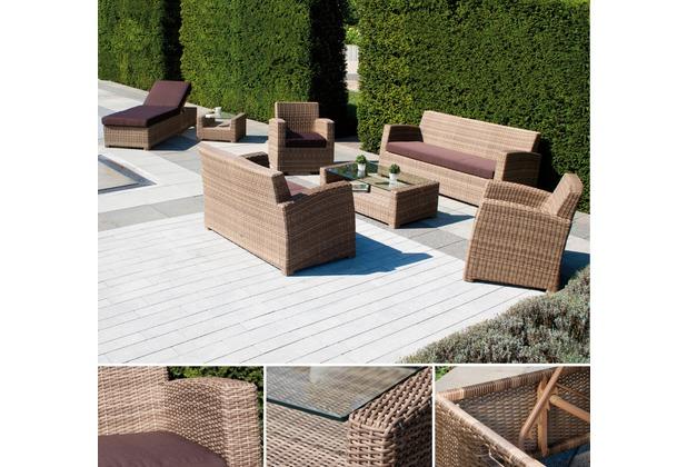 Siena Garden Sessel Oviedo, L 70 x B 69 x H 79 cm bei ...